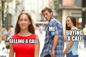 sell a call