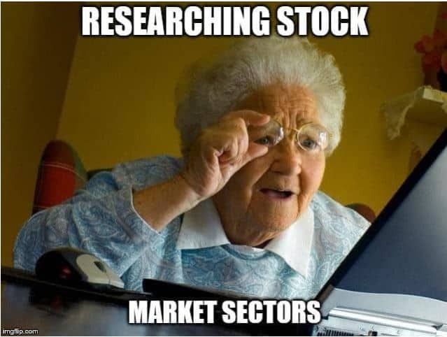 Different Sectors in the Stock Market