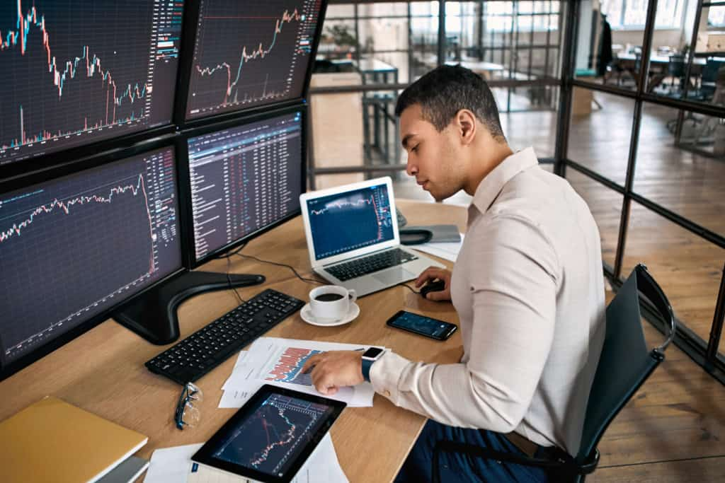 Stock Trading Chat Rooms