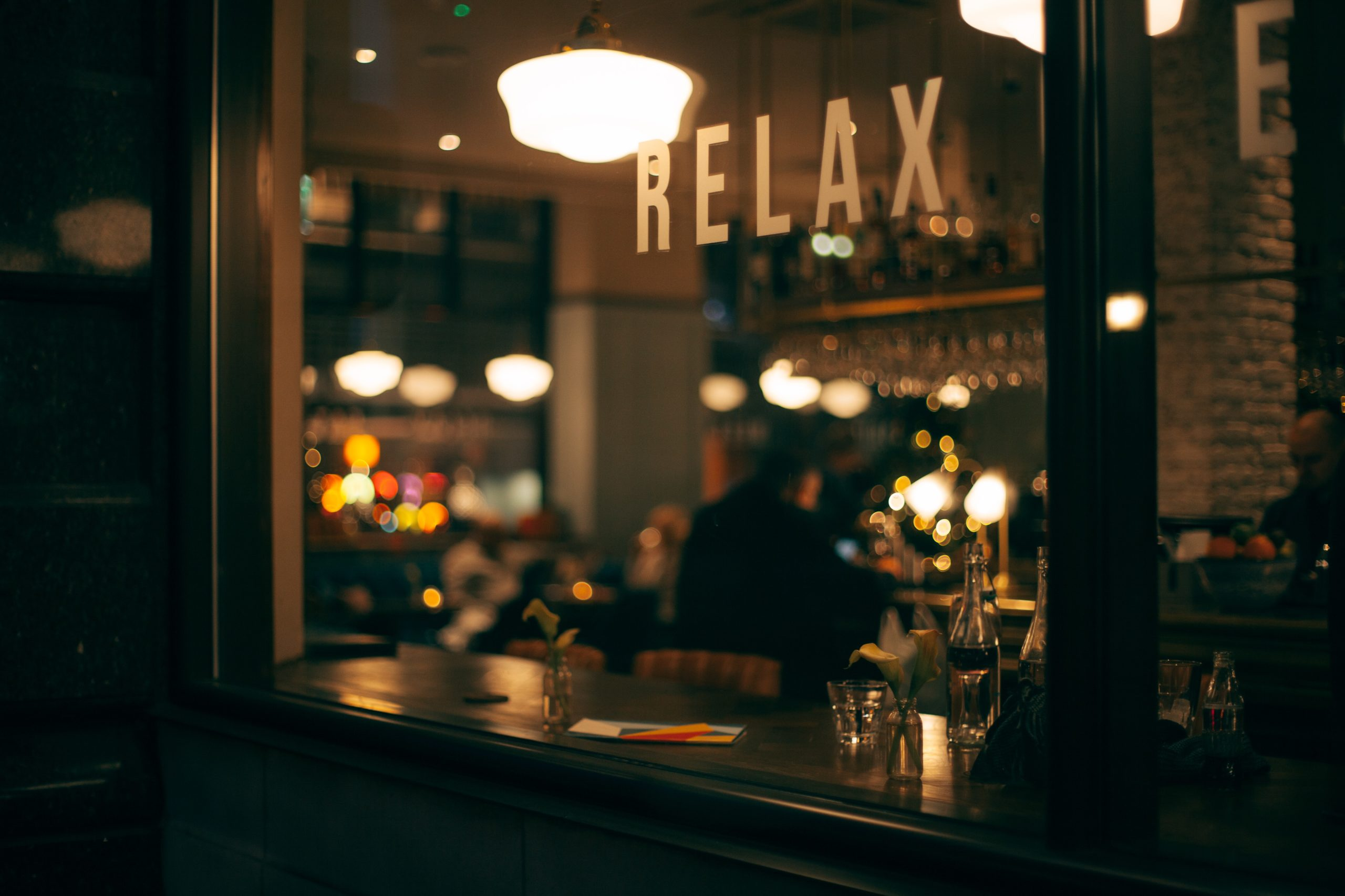 Relaxed Trading